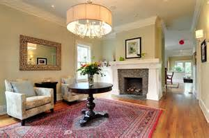 American craftsman furniture living room traditional with crown