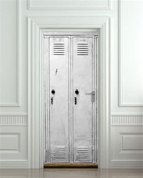 door stickers wall door sticker cells cell door checkroom cloakroom