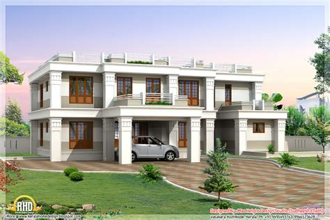 new model house plan new model house home design