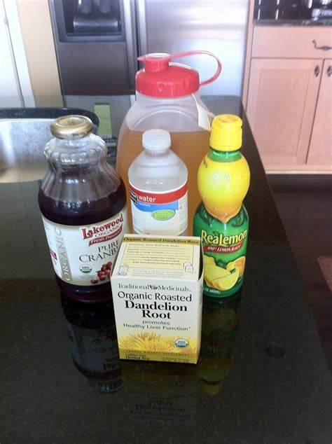 Jillian Detox And Cleanse Directions by Jillian Detox With Cranberry Juice Autos Post