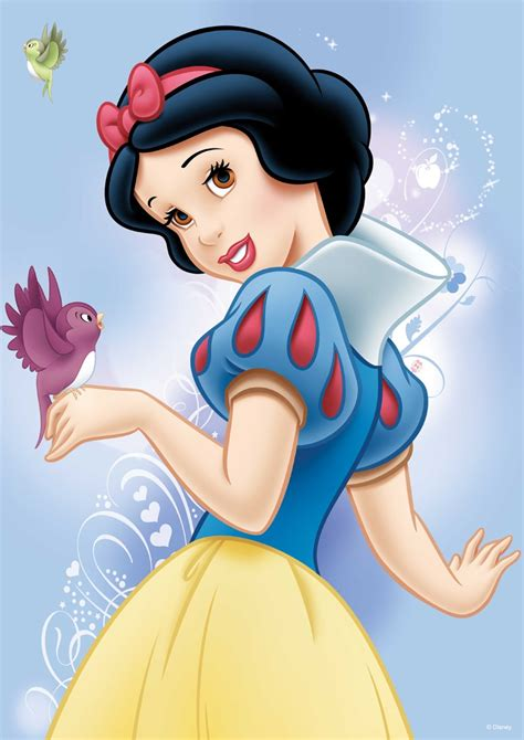 Snow White snow white a4