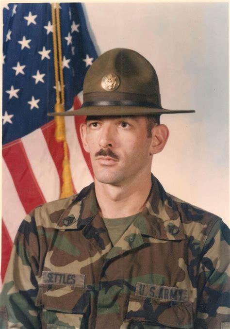 longtime military man stands   columbian