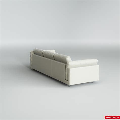 sofa 3d max modern sofa 3d model max obj fbx cgtrader com