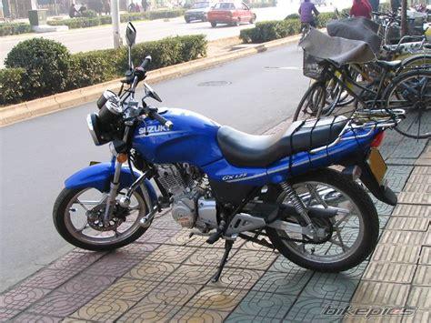 Bikepics Suzuki Bikepics 2004 Suzuki Gx 125