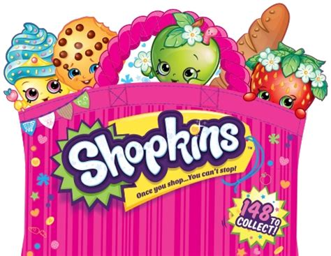 shopkins flair