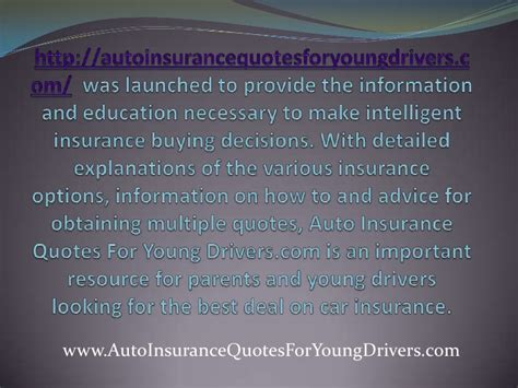 Insurance Quotes Drivers - auto insurance quotes for drivers
