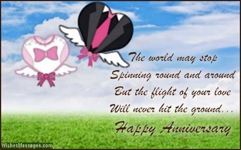 Wedding Anniversary Card Rhymes by Anniversary Wishes For Couples Wishesmessages