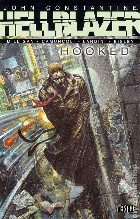 Dc Comics Hellblazer 64 hellblazer hooked tpb 2010 dc vertigo constantine