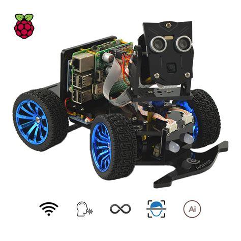 adeept mars rover picar  wifi smart robot car kit