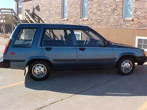 1987 Toyota Tercel Mpg Sell Used 1987 Toyota Tercel Wagon Quot Low Mile