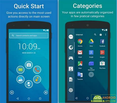 launcher app 5 best launcher apps for android smartphones or tablets