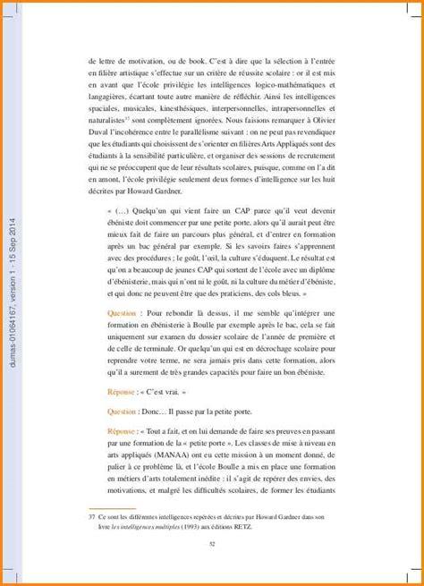Design De Lettre 7 Lettre De Motivation Pour Un Lyc 233 E Format Lettre