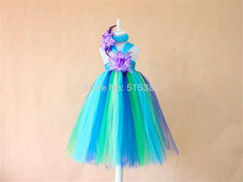 Handmade Tutu Dresses - new princess peacock tutu dress 1000 new handmade