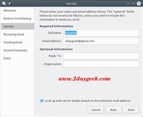 best mail server linux evolution best email client for linux desktop 2daygeek
