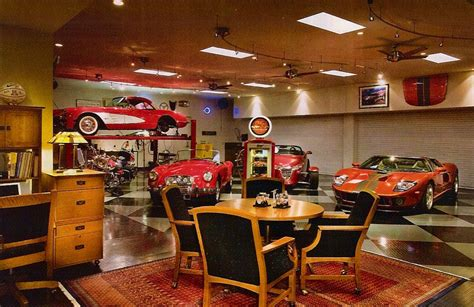 Mancave Garage by Garages On Garage Ultimate Cave And