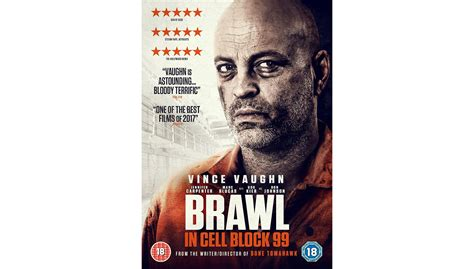 Brawl In Cell Block 99 win brawl in cell block 99 on dvd heyuguys