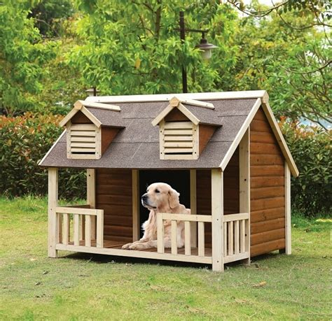 house dogs dog house kennel build a luxury dog house for pets