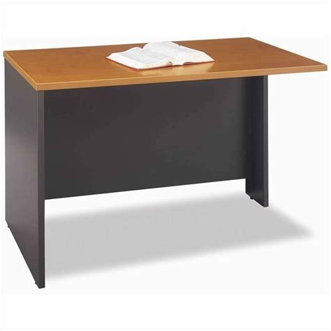 C Shaped Desk Bush Business Series C Cherry Right L Shaped Desk Bsc061 724
