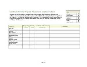 rental walk through template free rental walk through form simple landlord