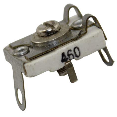 10 pf ceramic trimmer capacitor 3 15 pf standard type 46 trimmer capacitor