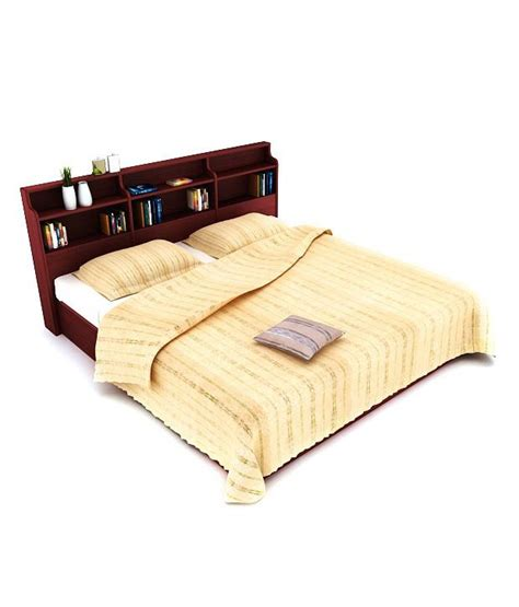 Housefull Furniture Complaints by Housefull Calino Size Bed With Storage Buy