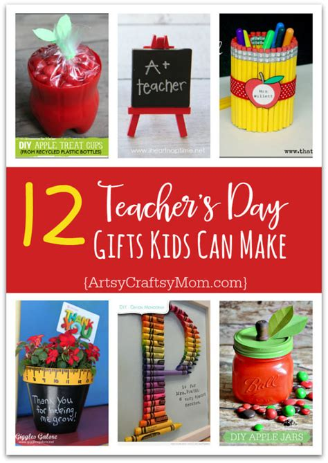 useful christmas gifts for kids 12 useful crafts for teachers day that can make