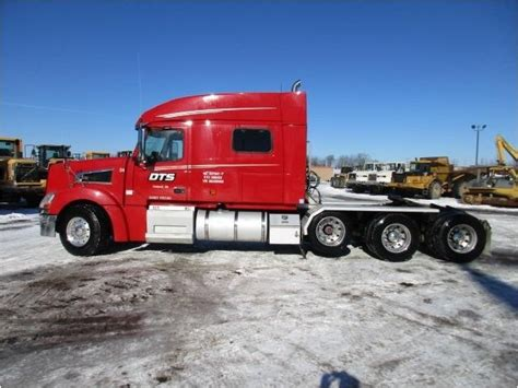 volvo truck 880 for sale 2008 volvo vt64t 880 sleeper truck hes equipment a b