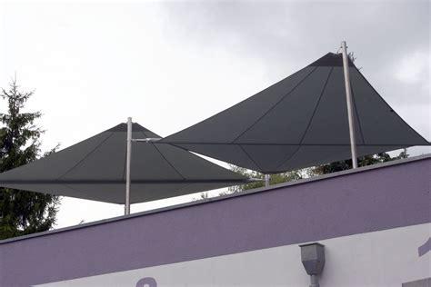 Sonnensegel Elektrisch Aufrollbar elektrisch aufrollbare sonnensegel hohmann sonnenschutz
