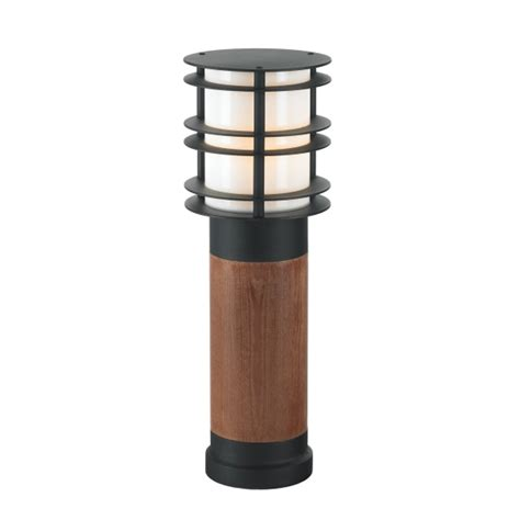 bookchair medium wooden black stockholm medium wooden outdoor bollard light e27 in black 163 301 99