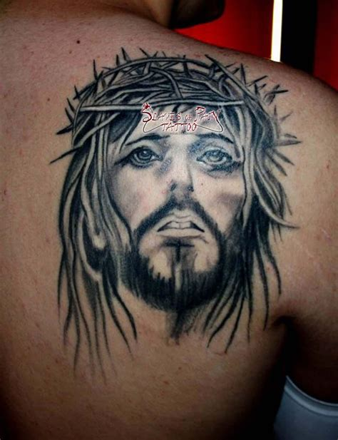 jesus face cross tattoo 20 best jesus images and designs