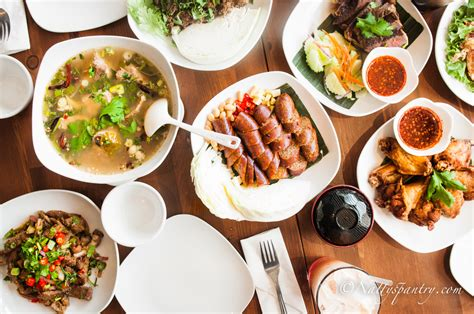 Pantry Review by Natty S Pantry Reviews Aroy Thai Restaurant Chicago