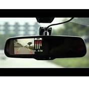 Backup Camera Display Images From Parking Sensor Mirroravi  YouTube
