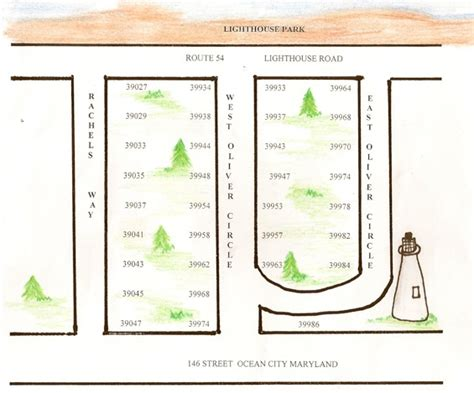 layout mobile home summertime park mobile home park map fenwick island