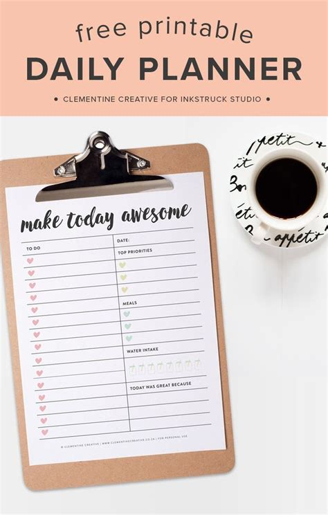 free printable planner supplies 110 best images about organized planners on pinterest