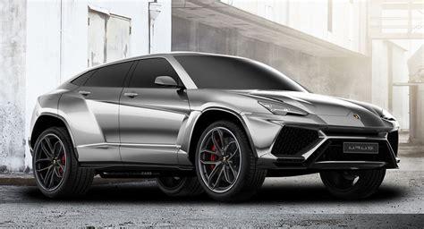 2017 Lamborghini Suv Lamborghini Urus Suv To Pack 650 Hp From Turbo V8