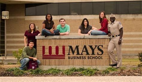 A M Mays Mba Tuition by A M S Mays Business School