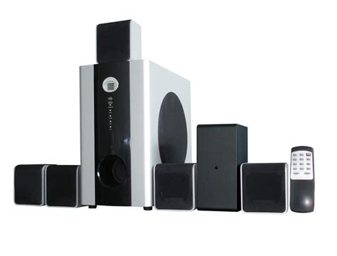 china 2 4ghz wireless 5 1ch home theater system rf 6645