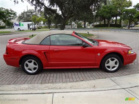 1999 mustang gt convertible 1999 ford mustang gt convertible exterior photo