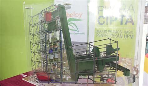 Minyak Kelapa Sawit Mentah atasi kehilangan minyak sawit harian metro