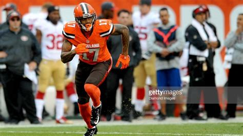 terrelle pryor shines during browns scrimmage at ohio