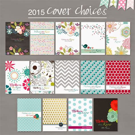 free printable cute planner 2015 9 best images of cute printable weekly planners 2015