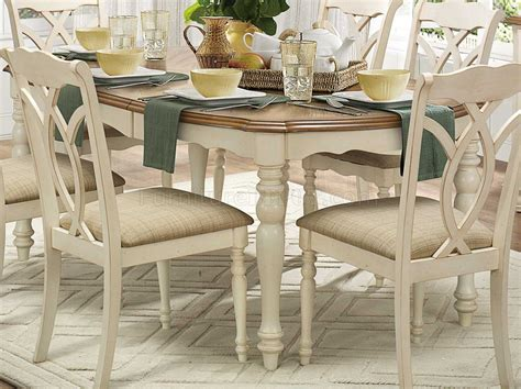 Homelegance Dining Table Azalea 5145w 78 Dining Table By Homelegance W Options