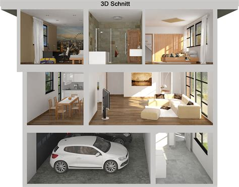 Grundriss Haus 3d by Zeichenservice24 3d Grundrisse