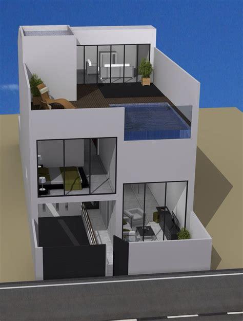 imagenes de casas minimalistas de dos pisos fotos de fachadas de casas minimalistas contemporaneas