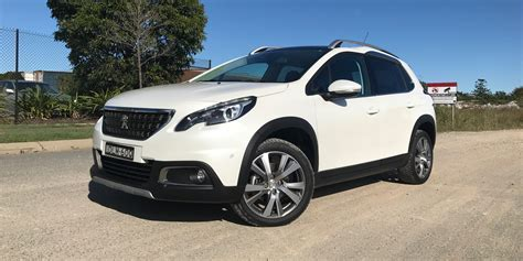 car peugeot 2008 2017 peugeot 2008 allure review caradvice