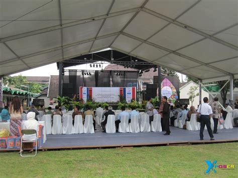 Tenda Kafe Stand Sarnavil Bazzar Panggung xposer expo