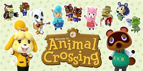 Animal Character 02 animal crossing site nintendo