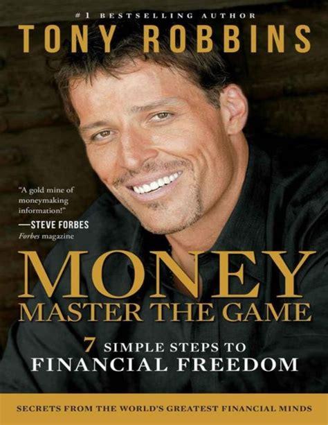 Money Master The money master the by tony robbins