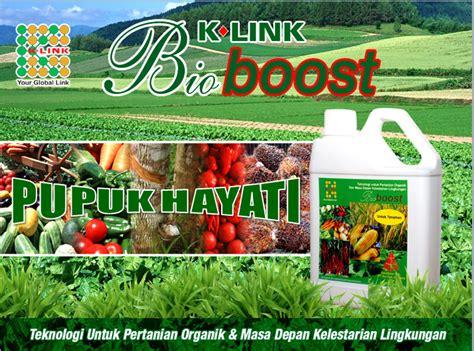 Klink K Bioboost Pupuk Cair Organik stokis k link tuban official