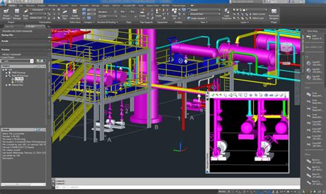 factory layout design autocad hub cad solutions d3 technologies